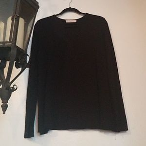 Project Social black sweater